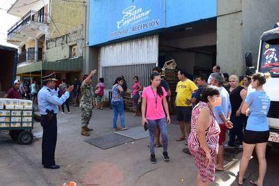 Ministerio Público anuncia tolerancia cero a violación de cuarentena en Luque