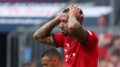 Boateng es multado por abandonar Múnich sin permiso