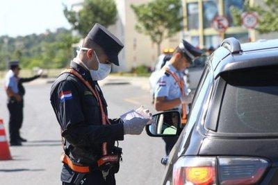 Cuarentena: Policía incautará vehículos de insensatos