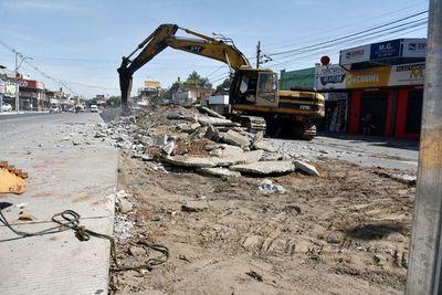"""MOPC echa """"paradas"""" del metrobús y promete mejorar la malograda avenida"""