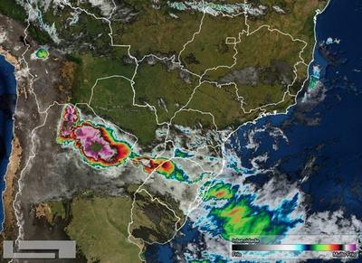 Meteorologia anuncia descenso de temperatura, lluvias y tormentas