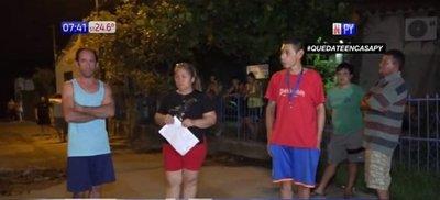 Tablada Nueva: Pobladores desesperados por el hambre