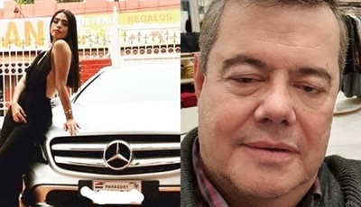 La nueva novia de Rodolfo Friedmann presume costoso regalo que recibió