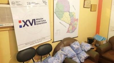 Boquerón: Donaron 1.000 tapabocas para hospitales de la zona