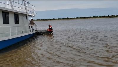 Concepción: Menor desaparece en aguas del Río Paraguay