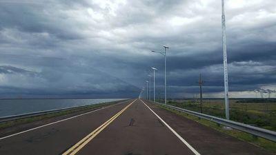 Atención: anuncian tormentas eléctricas que afecta a Misiones y demás departamentos del sur