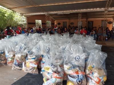 Gestionan envío de 10.000 kits para comunidades vulnerables de Boquerón