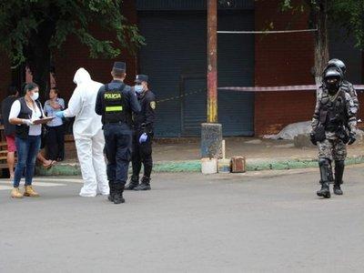 Hombre muere súbitamente frente a la Basílica de Caacupé