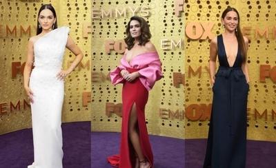 HOY / Así visten las estrellas en los premios Emmy: unas no aptas para cardíacos y otras 'rarezas'