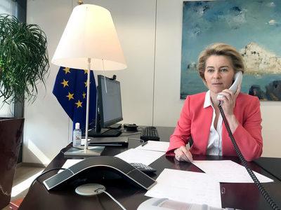 Comisión Europea propone un fondo contra el desempleo de € 100.000 millones por la pandemia