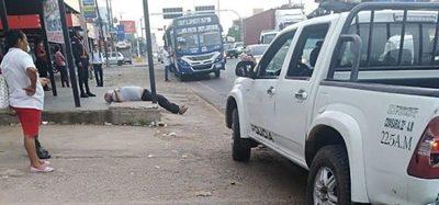 Dos hombres se desvanecen en Loma Pytâ y descartan Covid-19