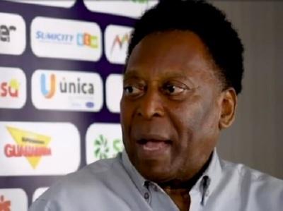 VIDEO: Pelé revela de qué club es