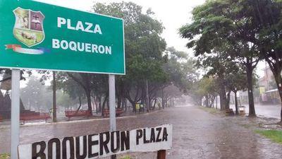 Alerta por lluvias y tormentas para el Chaco