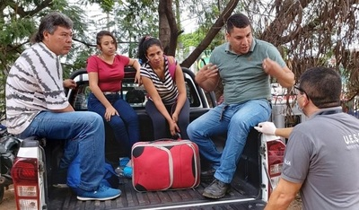 Cuarentena: Fiscalía reporta varios aprehendidos durante control de esta mañana