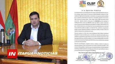 DESDE EL CONSEJO DE SALUD FRAM APOYAN DESCENTRALIZACIÓN EN USO DE RECURSOS.