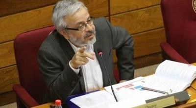 Mayoría de senadores apoya proyecto de Sergio Godoy, según Querey