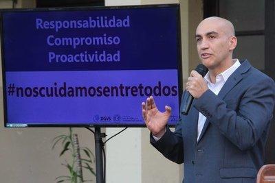 Coronavirus en Paraguay dió otro gran salto.