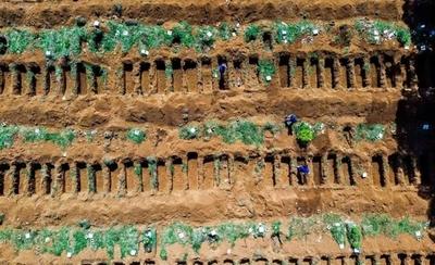 HOY / El mayor cementerio de Latinoamérica se alista para el avance de COVID-19 en Brasil