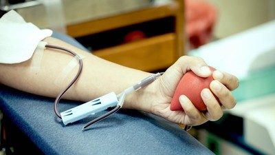 Donantes voluntarios de sangre pueden salvar vidas desde sus hogares