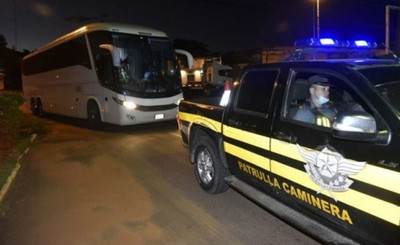 Compatriotas que ingresaron del Brasil harán cuarentena en Central