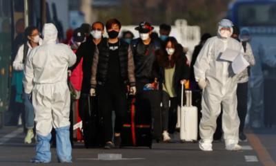 Países asiáticos enfrentan posible segunda ola de Covid-19