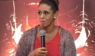 Ña Morena pide ayuda para su asentamiento