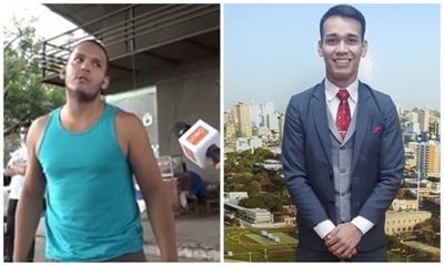 Periodista fue amenazado mientras hacía una nota en la vía pública