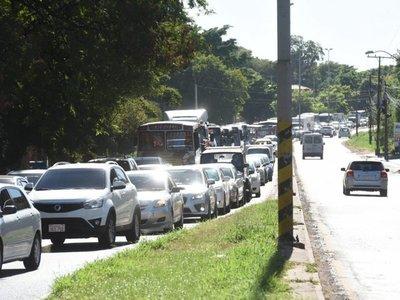 Más de 1.300 aprehendidos por no poder justificar su traslado durante cuarentena