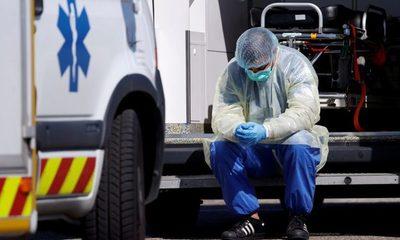 Imágenes impactantes de la lucha diaria contra el coronavirus en el mundo
