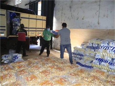 Gobernación de Central entregará 5.000 kits de alimentos