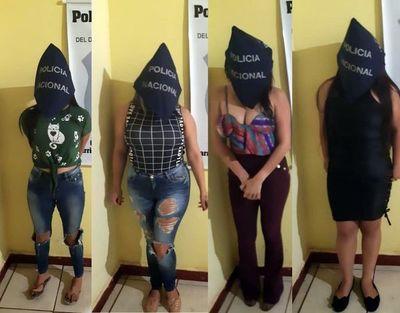 Detienen en Pedro Juan a cuatro mujeres por violar cuarentena
