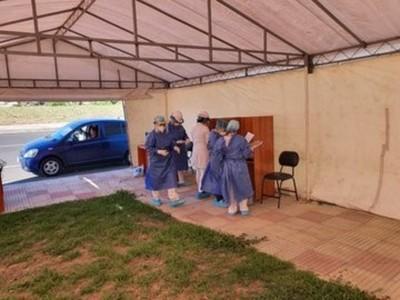 Salud habilitó testeo express en la Costanera