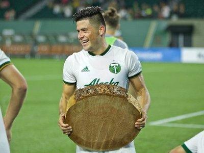 Portland Timbers, dispuesto a comprar pase de Jorge Moreira