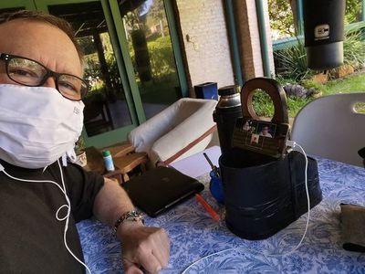 Llano y varios senadores están aislados para evitar eventual contagio