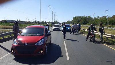 Solo en Autopista Ñu Guasu, más de 100 vehículos incautados por circular en cuarentena