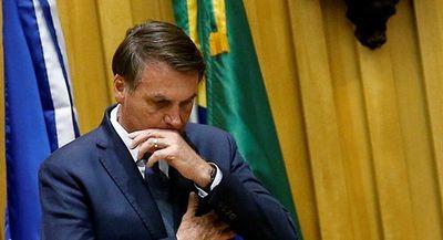 Coronavirus: denuncian a Bolsonaro por crímenes de lesa humanidad