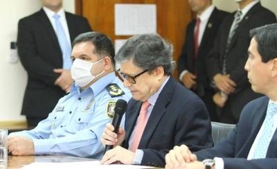 """HOY / Acevedo advierte sanciones a infractores durante la cuarentena: """"No estamos tomando en broma"""""""