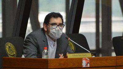 Senador asegura que sesiones virtuales son posibles y que la pandemia no es excusa para no trabajar