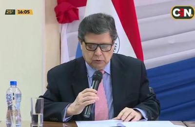Conferencia de prensa: Anuncian nuevas medidas de restricción y circulación