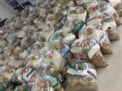 Repartirán kits de alimentos para Semana Santa