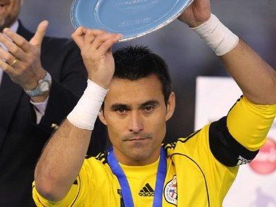 """Villar: """"Mi carrera acabó en Colo Colo"""""""