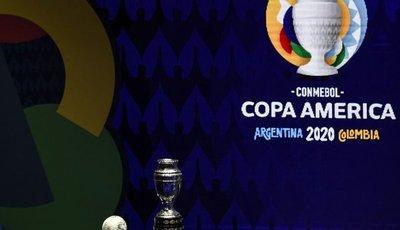 Copa América se jugará recién en 2021