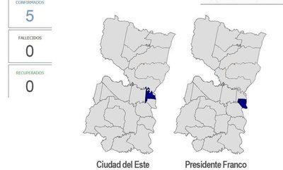Desmienten distribución de casos en Alto Paraná