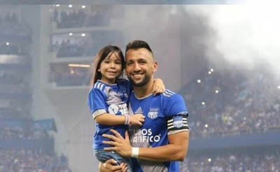 """Aníbal Leguizamón: """"Quiero nacionalizarme paraguayo porque lo siento así"""""""