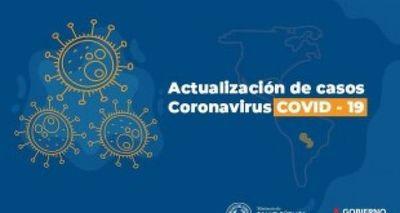 Suman 96 casos positivos de Covid19 y cinco pacientes siguen internados