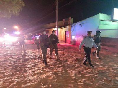 """Otra noche de """"cacerolazo"""" en CDE"""