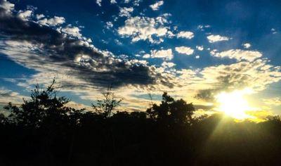 Fin de semana con amanecer fresco