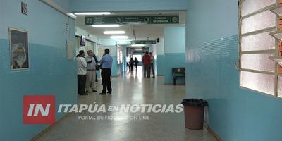 RUMORES DE SUPUESTA RENUNCIA MASIVA DE PROFESIONALES DE IPS.