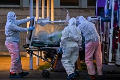 Suman 11.744 fallecidos en España por coronavirus