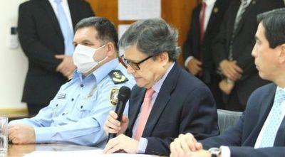 Acevedo advierte sanciones a infractores durante la cuarentena: